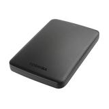 "Внешний жёсткий диск Toshiba 1Tb, 8Mb, 2.5"" Canvio Basics HDTB310EK3AA USB 3.0 Чёрный"