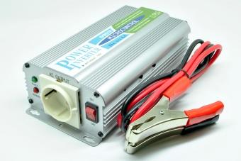 Преобразователь напряжения 12/220В HP-600, 600/1500Ватт