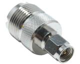 Коннектор-переходник SMA-M/UHF-F