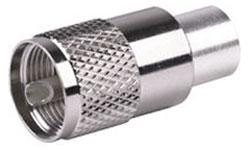 Коннектор PL259 под пайку для RG213